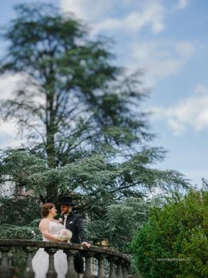 Hochzeitsfotograf St. Charles Hall Meggen